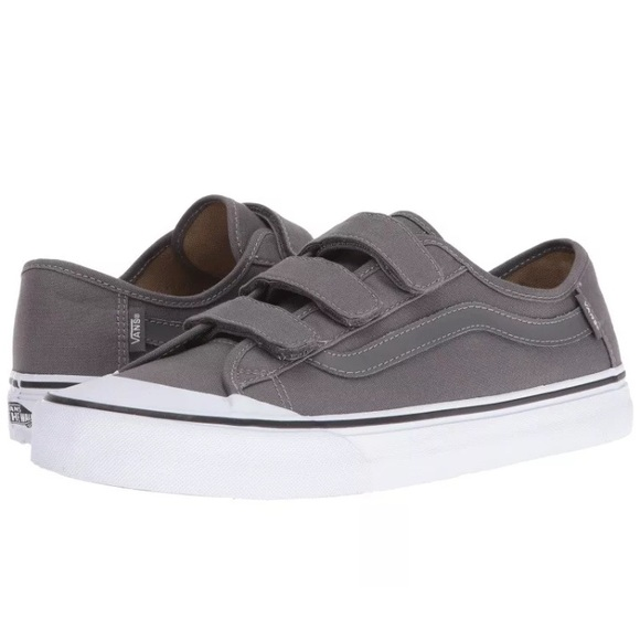 37e155a01a New vans black ball priz skate shoes